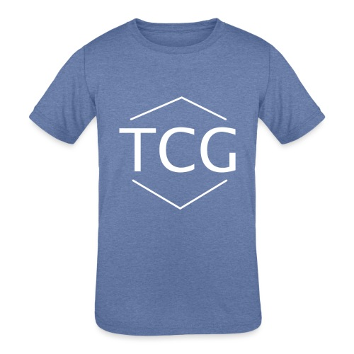 Simple Tcg hoodie - Kids' Tri-Blend T-Shirt