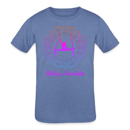 Ashley's Aerialist T-Shirt - Kids' Tri-Blend T-Shirt
