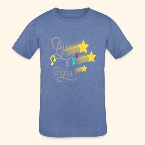 greyalliswell - Kids' Tri-Blend T-Shirt