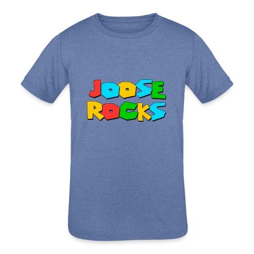 Super Joose Rocks - Kids' Tri-Blend T-Shirt