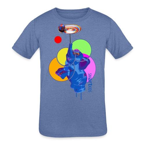 smARTkids - Mumbo Jumbo - Kids' Tri-Blend T-Shirt