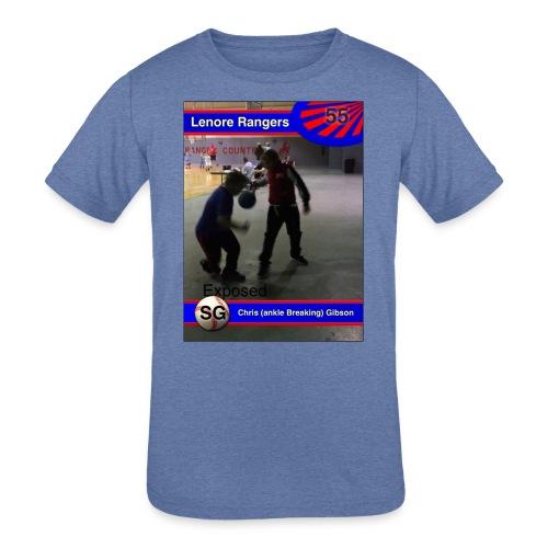 Basketball merch - Kids' Tri-Blend T-Shirt