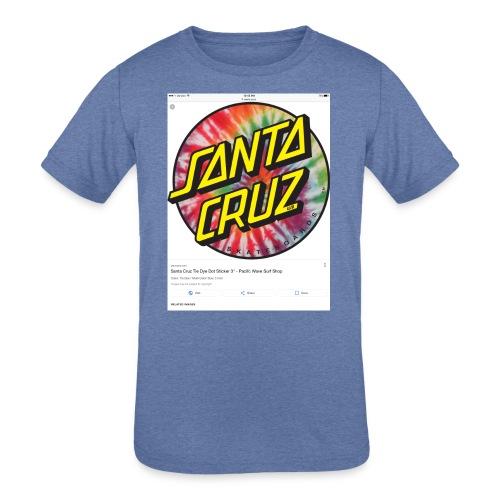 IMG 0102 - Kids' Tri-Blend T-Shirt