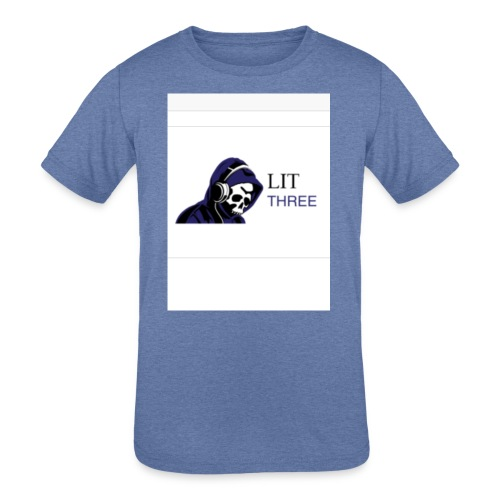 IMG 0196 - Kids' Tri-Blend T-Shirt