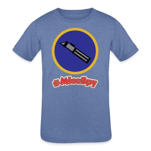 Star Wars Launch Bay Explorer Badge - Kids' Tri-Blend T-Shirt