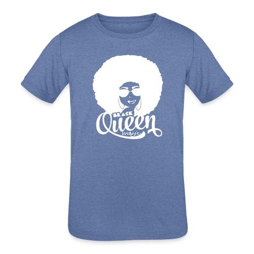 Black Queen - Kids' Tri-Blend T-Shirt