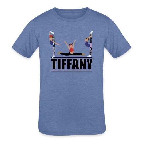 TIffany - Kids' Tri-Blend T-Shirt