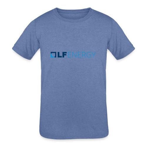 LF Energy Color - Kids' Tri-Blend T-Shirt