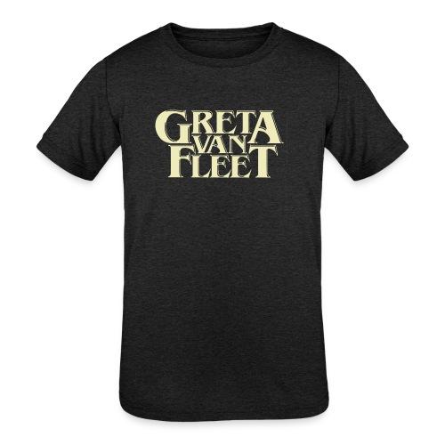 band tour - Kids' Tri-Blend T-Shirt