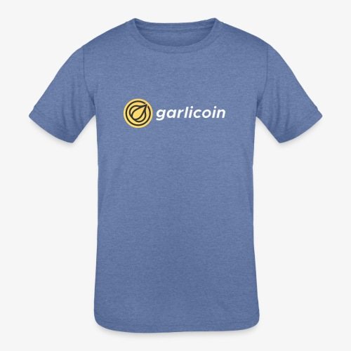 Garlicoin - Kids' Tri-Blend T-Shirt