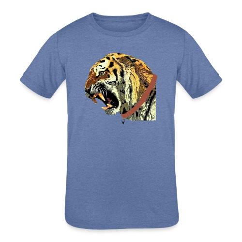 photo - Kids' Tri-Blend T-Shirt