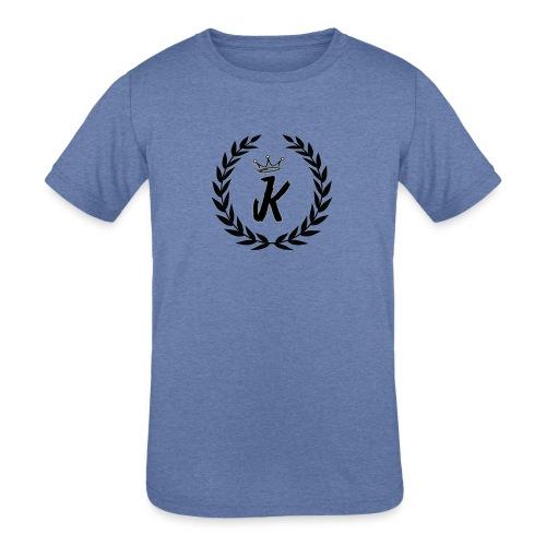 KVNGZ APPAREL - Kids' Tri-Blend T-Shirt