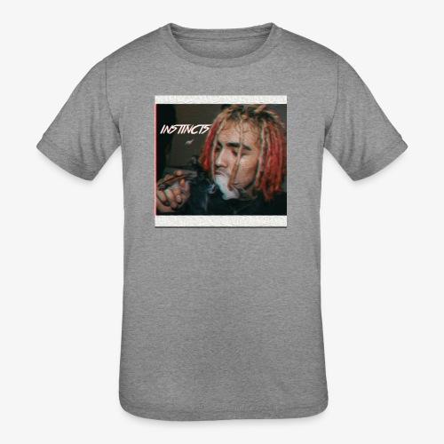 Instincts signature Shirt. Limited Edition - Kids' Tri-Blend T-Shirt