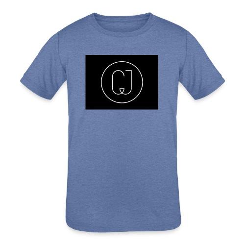 CJ - Kids' Tri-Blend T-Shirt