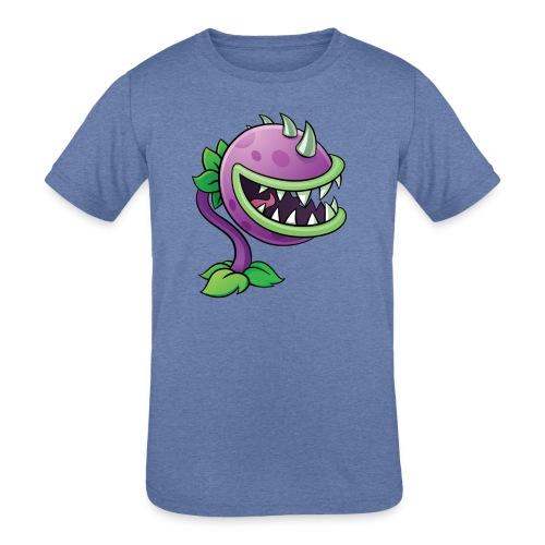 Jakes logo - Kids' Tri-Blend T-Shirt