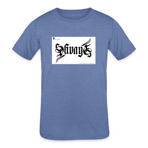 savage - Kids' Tri-Blend T-Shirt