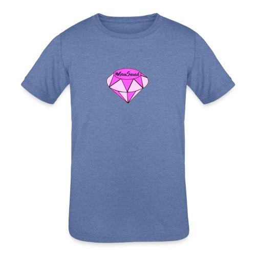 #GemSquad - Kids' Tri-Blend T-Shirt