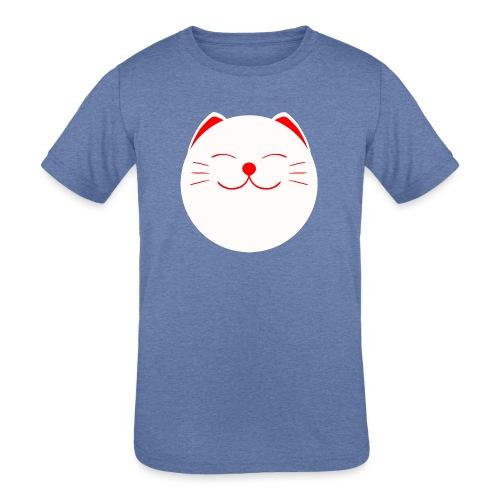 neko - Kids' Tri-Blend T-Shirt