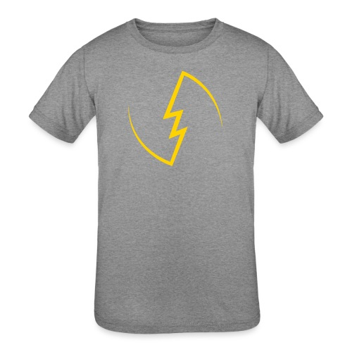 Electric Spark - Kids' Tri-Blend T-Shirt
