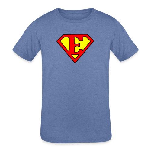 super E - Kids' Tri-Blend T-Shirt