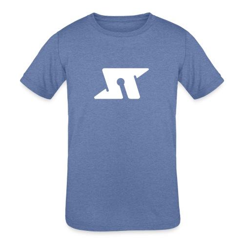 Spaceteam Logo - Kids' Tri-Blend T-Shirt