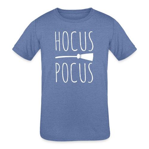 Hocus Pocus Halloween - Kids' Tri-Blend T-Shirt
