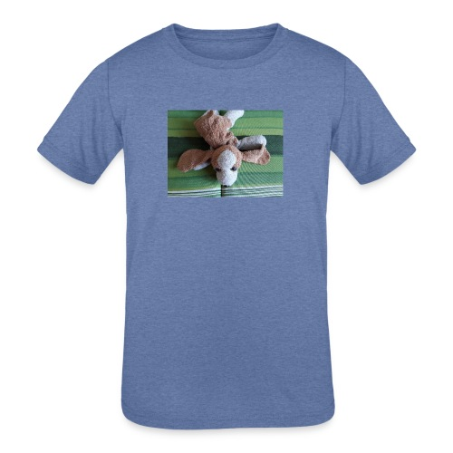 Capi shirt - Kids' Tri-Blend T-Shirt