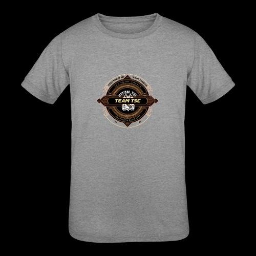 Design 9 - Kids' Tri-Blend T-Shirt