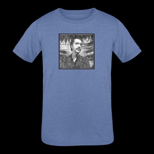 Scott Newport - Kids' Tri-Blend T-Shirt