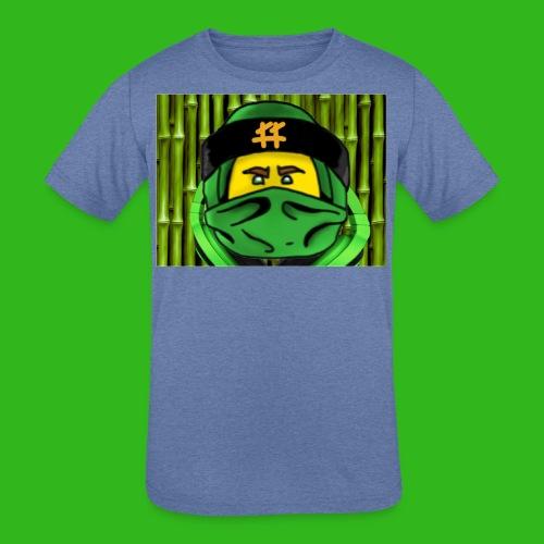Lloyd Music - Kids' Tri-Blend T-Shirt