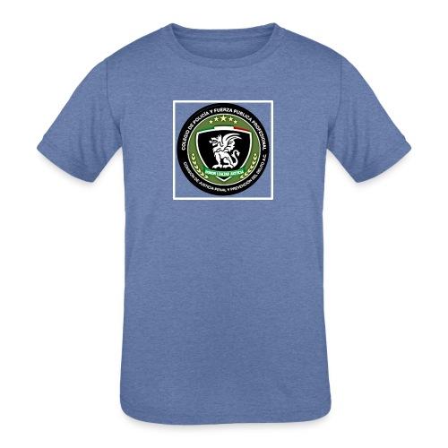 Its for a fundraiser - Kids' Tri-Blend T-Shirt