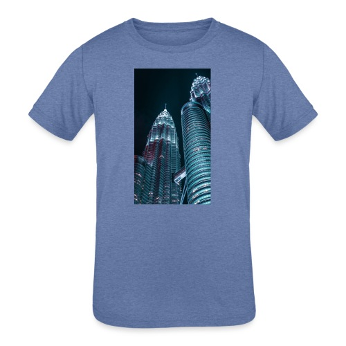 C0618608 28FC 4668 9646 D9AC4629B26C - Kids' Tri-Blend T-Shirt