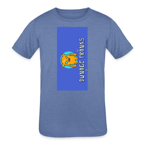 logo iphone5 - Kids' Tri-Blend T-Shirt