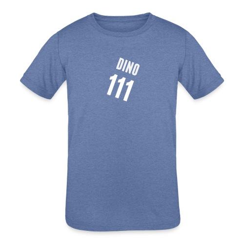 Dino Merch - Kids' Tri-Blend T-Shirt