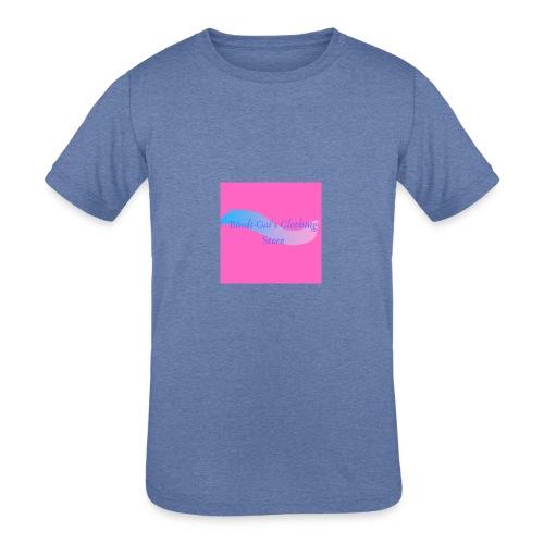 Bindi Gai s Clothing Store - Kids' Tri-Blend T-Shirt