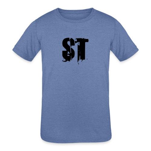 Simple Fresh Gear - Kids' Tri-Blend T-Shirt