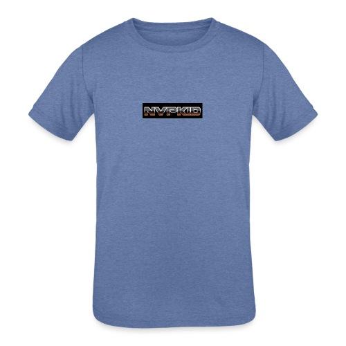 nvpkid shirt - Kids' Tri-Blend T-Shirt