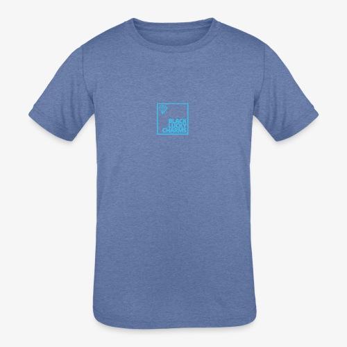 Black Luckycharmsshp - Kids' Tri-Blend T-Shirt