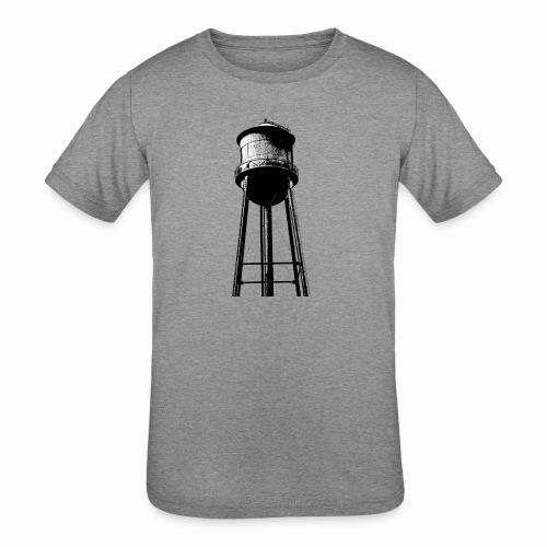 Water Tower - Kids' Tri-Blend T-Shirt
