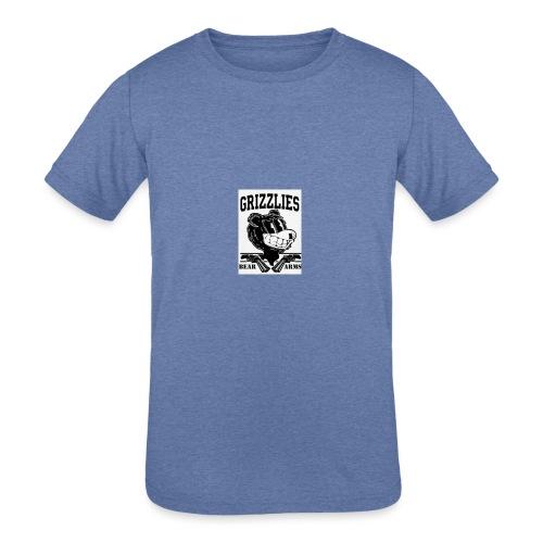 beararms - Kids' Tri-Blend T-Shirt