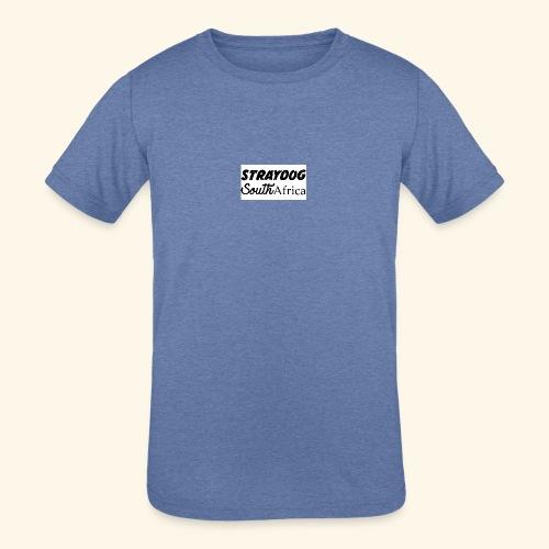 straydog clothing - Kids' Tri-Blend T-Shirt