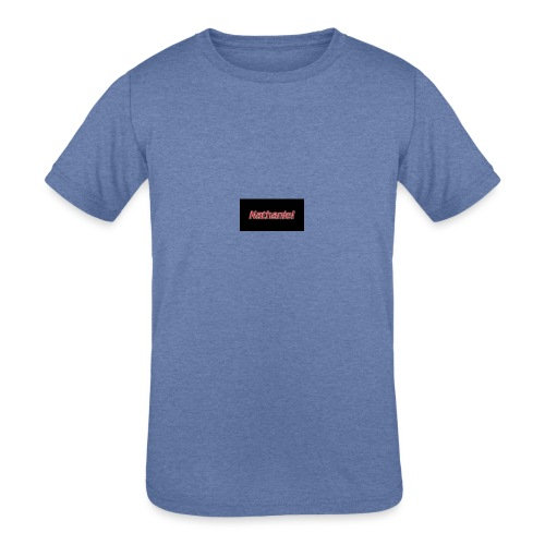 Jack o merch - Kids' Tri-Blend T-Shirt