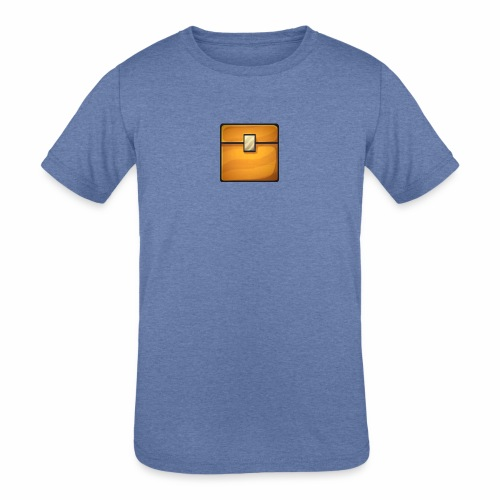 OBGames - Kid's Tri-Blend T-Shirt