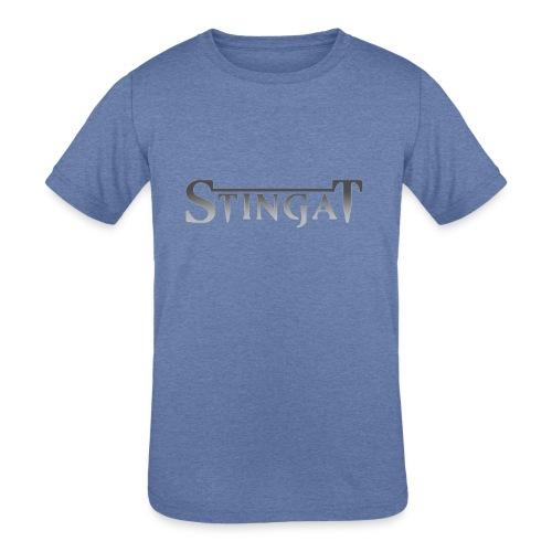 Stinga T LOGO - Kids' Tri-Blend T-Shirt