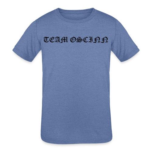 TEAM OSCINN - Kids' Tri-Blend T-Shirt