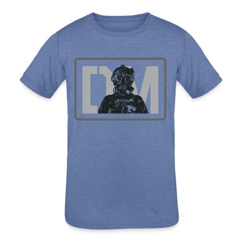 Defense Mechanisms: Make Ready - Kids' Tri-Blend T-Shirt