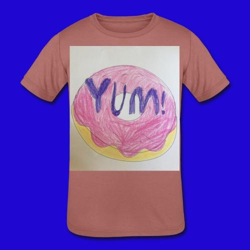 Yum! - Kids' Tri-Blend T-Shirt