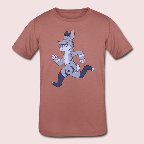 Breezy Bunny - Kids' Tri-Blend T-Shirt