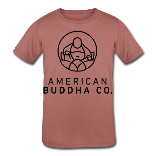 AMERICAN BUDDHA CO. ORIGINAL - Kids' Tri-Blend T-Shirt