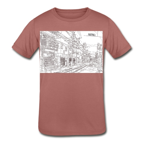 StreetLines - Kids' Tri-Blend T-Shirt